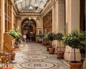 Galerie vivienne Paris 2e