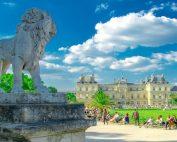 Jardins du Luxembourg à Paris