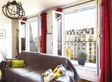 45m2 Paris immobilier