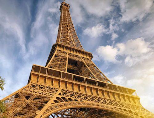 Paris 7 : au pied de la Tour Eiffel