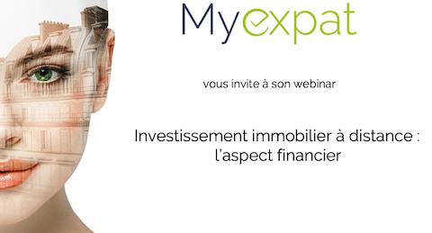 Investissement immobilier distance l 39 aspect financier my expat - Investissement participatif immobilier ...