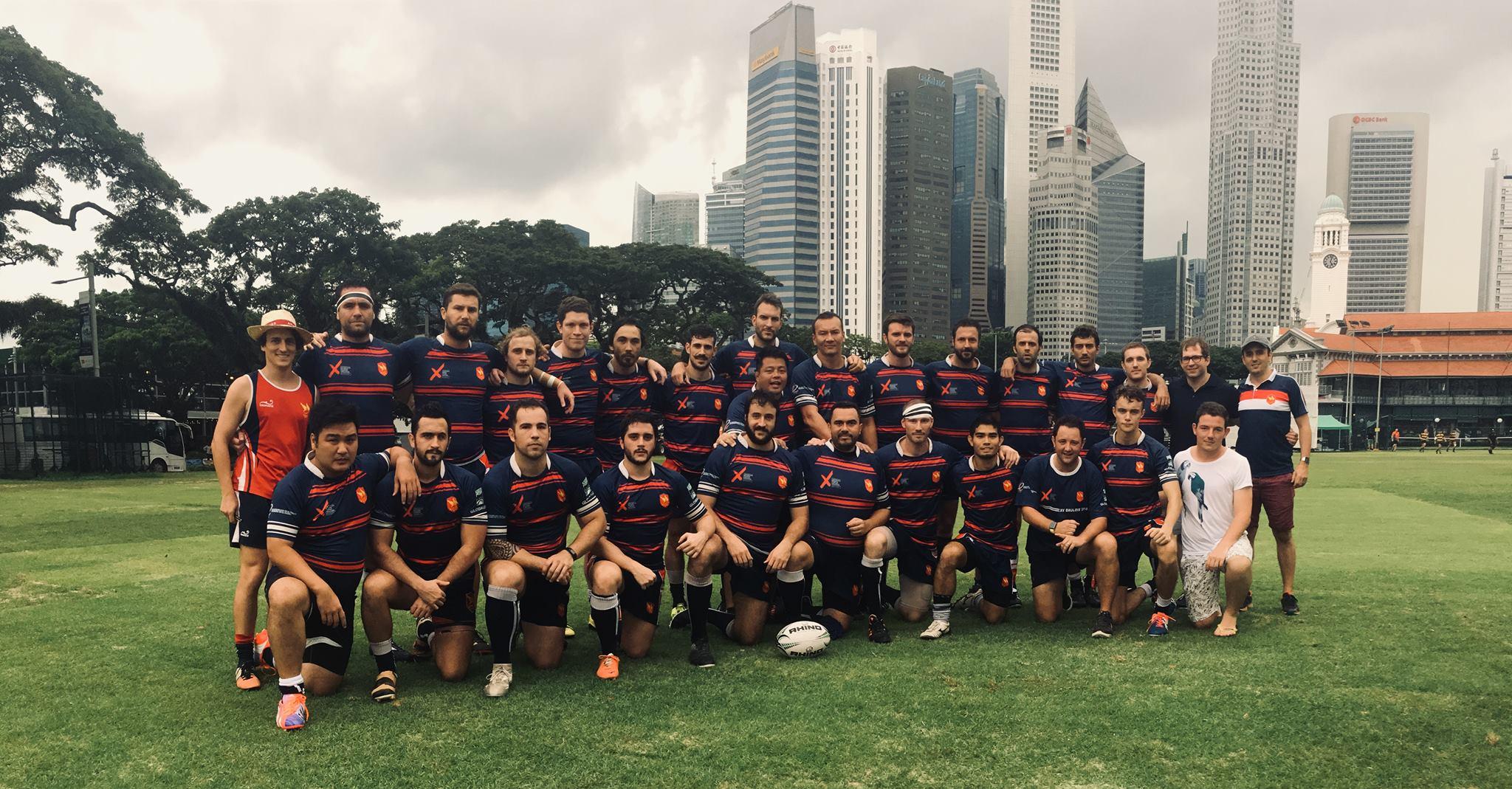 Expatrié en ligne rencontres Singapour
