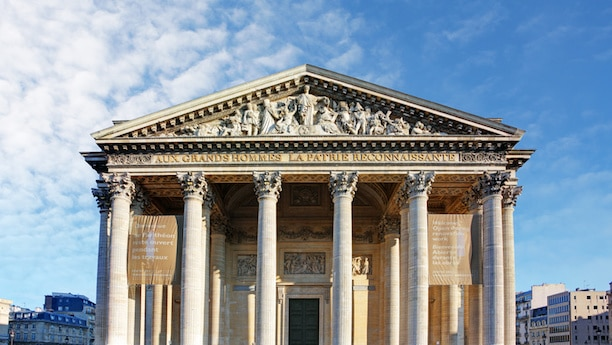 Pantheon Paris 5e