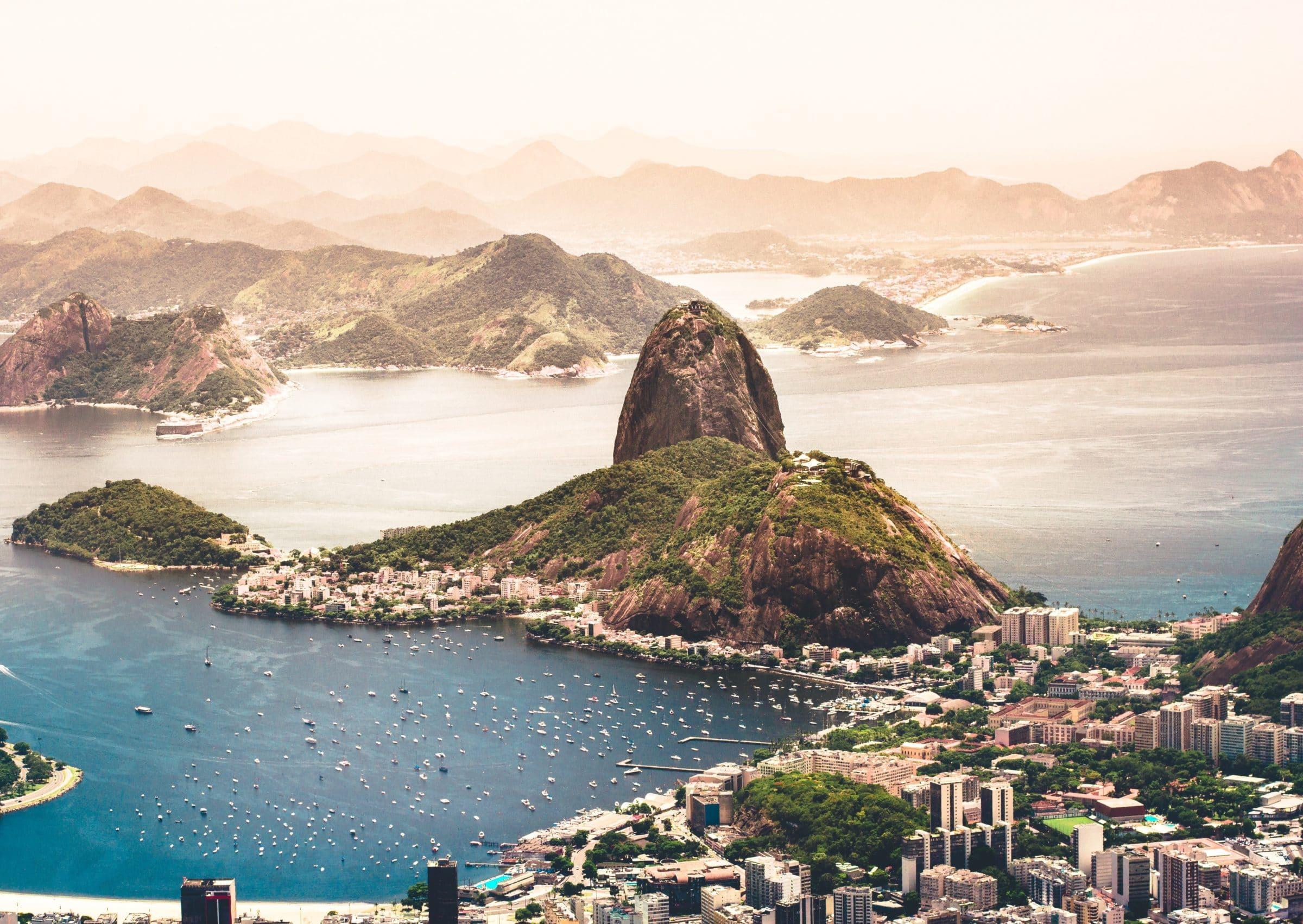 Stéphanie a investi depuis le Brésil