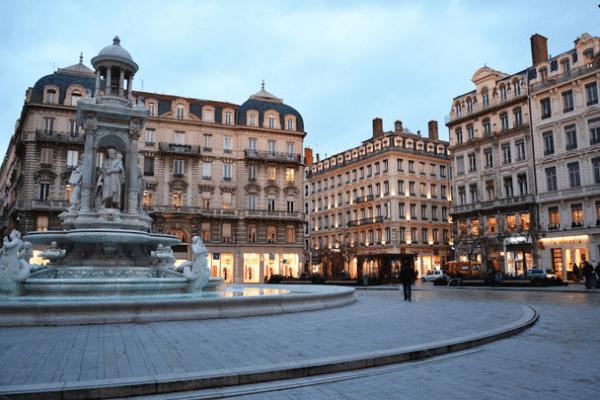 lyon 2eme arrondissement