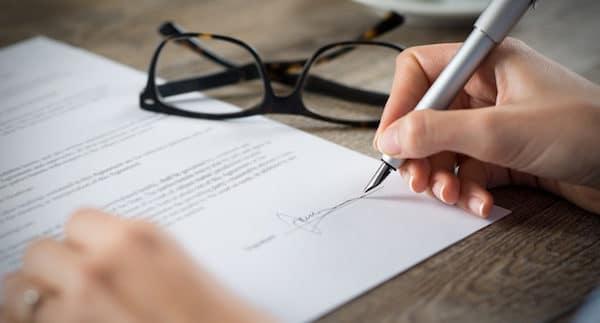 signature promesse de vente