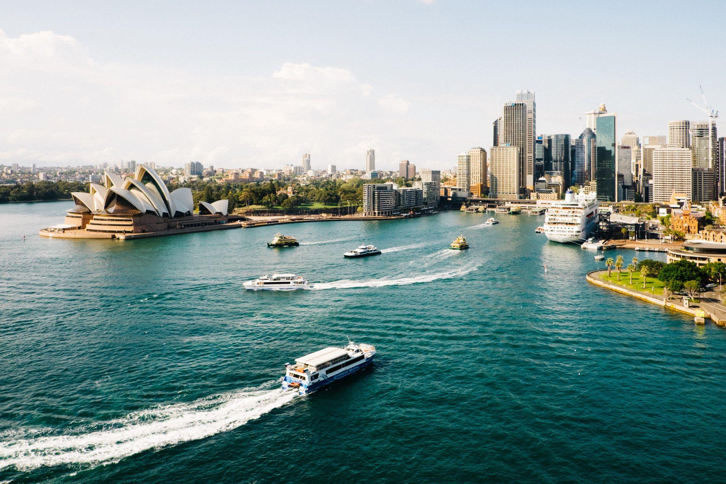 Marie a investi à Paris depuis l'Australie