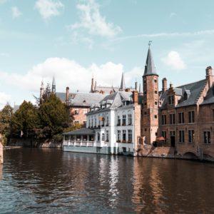 La transaction immobilière vue de… Belgique
