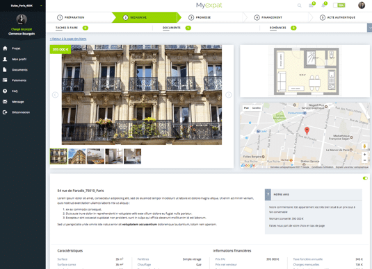 plateforme investissement immobilier