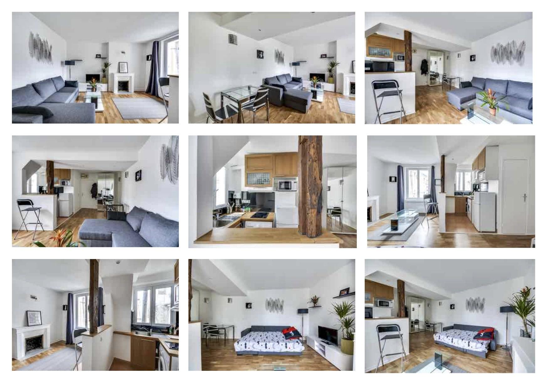 Investir dans l 39 immobilier fran ais o que vous soyez - Idee deco studio 25m2 ...