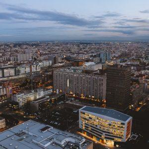 Lyon, une ville en pleine mutation
