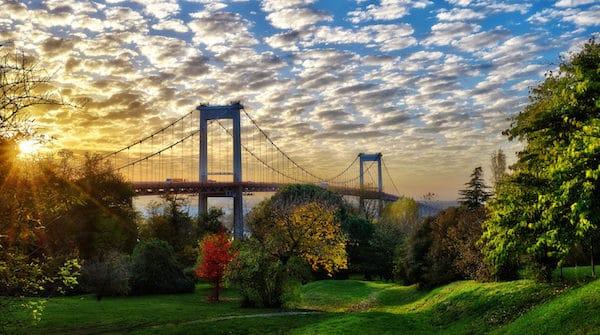 Pont Aquitaine Bordeaux