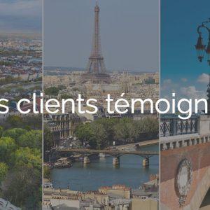 Nos clients témoignent – Le projet de Cyrille
